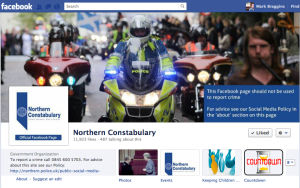 Northern Constabulary on Facebook