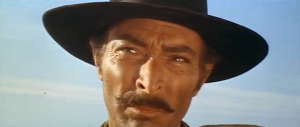 Screen Shot from The Good, The Bad and The Ugly